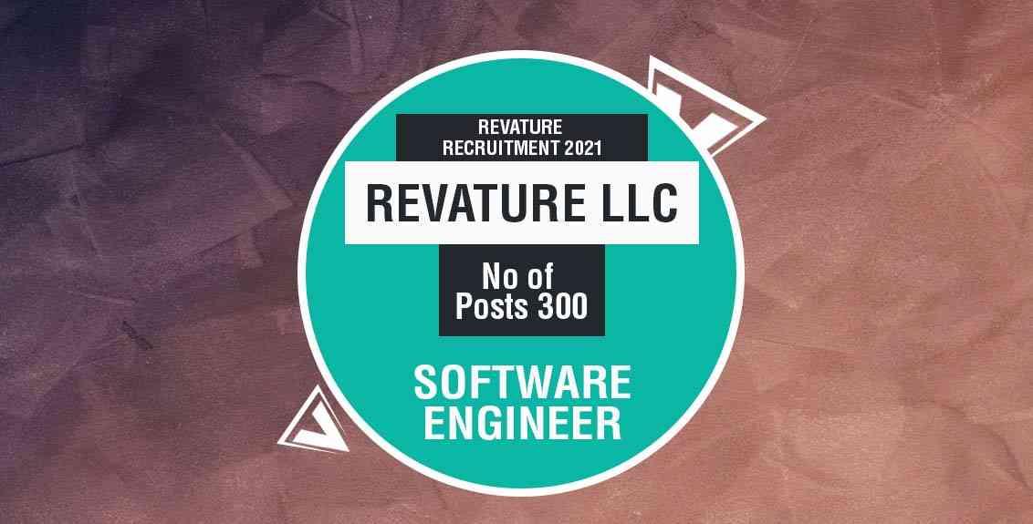 Revature Recruitment 2021 job listing thumbnail.