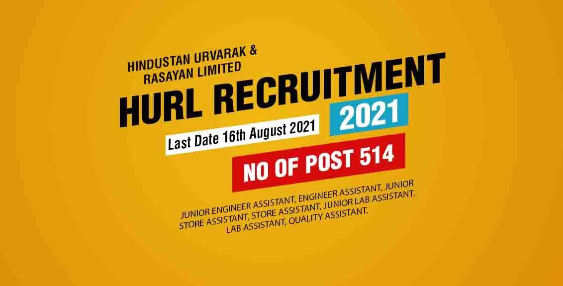 Gorakhpur Fertilizer Vacancy 2021 Job listing thumbnail.